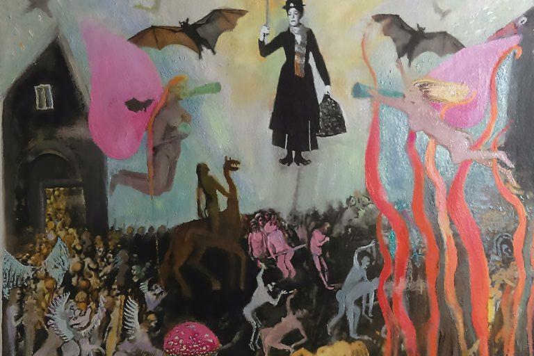 Goodbye Mary Poppins